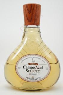 Campo Azul Selecto Reposado Tequila 750ml