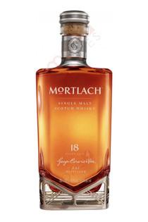 Mortlach 18 Year Old Single Malt Scotch Whisky 750ml