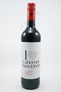 I Heart Cabernet Sauvignon 750ml