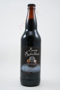 Brew Rebellion Chocolate Coconut Brown Ale 22fl oz