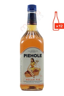 Piehole Pecan Pie Flavored Whiskey 1L (Case of 12) FREE SHIP $13.99/Bottle