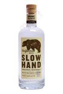 Greenbar SLOW HAND Organic White Whiskey 750ml