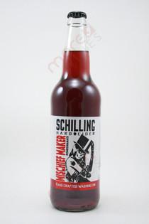 Schilling & Company Mischief Maker Cider 22fl oz