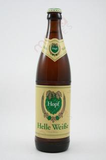 Hopf Helle Weisse Bier 500ml