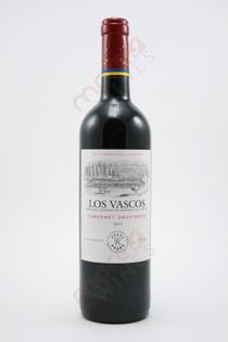 Los Vascos Cabernet Sauvignon 2013 750ml