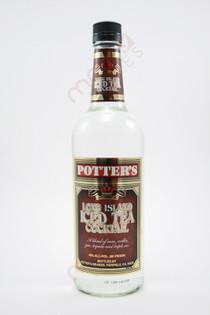Potter's Long Island Iced Tea 750ml
