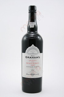 Graham's Quinta dos Malvedos Vintage Port 2009 750ml