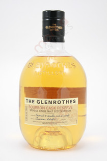 The Glenrothes Bourbon Cask Reserve Single Malt Scotch Whisky 750ml