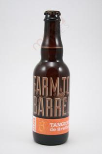 Almanac Farm To Barrel Tangerine De Brettaville 375ml