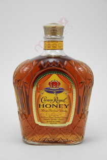 Crown Royal Honey Flavored Whisky 750ml