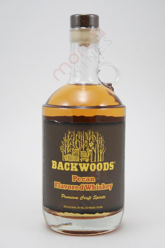 Backwoods Pecan Flavored Whiskey 750ml Morewines