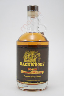 Backwoods Pecan Flavored Whiskey 750ml