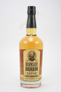 Burnside Barrel Aged 4 Year Old Straight Bourbon Whiskey 750ml
