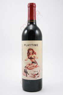 Playtime Red Wine 2015 750ml