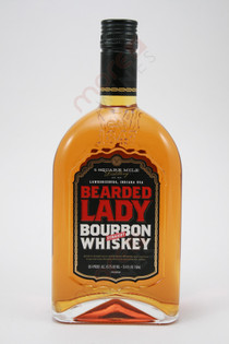 5 Square Mile Bearded Lady American Bourbon Whiskey 750ml