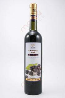 Tree of Life Blackberry Wine 750ml