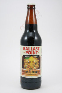 Ballast Point Indra Kunindra India Style Export Stout 22fl oz