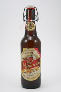 Schwaben Brau Das Naturtrube Pilsner Bier 500ml
