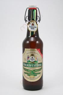 Schwaben Brau Volksfestbier 500ml