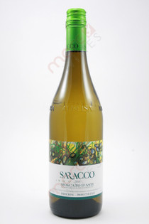 Paolo Saracco Moscato d'Asti DOCG 2016 750ml