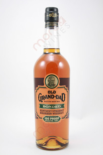 Old Grand-Dad Bonded 100 Proof Kentucky Straight Bourbon Whiskey 750ml