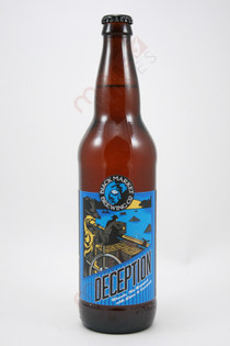 Black Market Deception Coconut Lime Blonde Ale 22fl oz