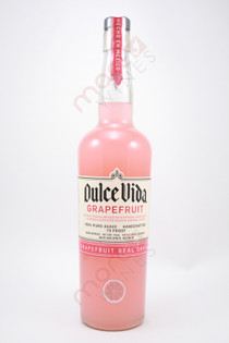Dulce Vida Grapefruit Flavored Tequila 750ml