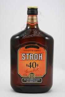 Stroh 40 Rum 750ml