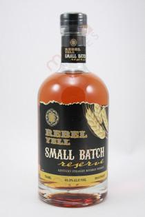 Rebel Yell Small Batch Reserve Straight Bourbon Whiskey 750ml