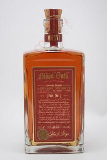 Blood Oath Pact No. 2 Kentucky Straight Bourbon Whiskey 750ml