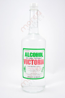 Alcohol De Cana Potable Victoria 1L