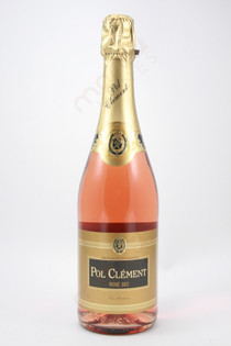 Pol Clement Rose Brut 750ml
