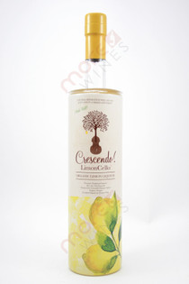 Crescendo LimonCello Organic Lemon Liqueur 750ml