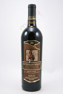 South Coast Wild Horse Peak Freedom and Harmony Blocks Merlot 750ml