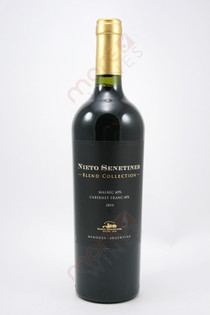 Nieto Senetiner Blend Collection Malbec-Cabernet Franc 2014 750ml