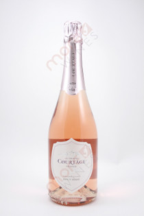 Le Grand Courtage Grande Cuvee Brut Rose 750ml