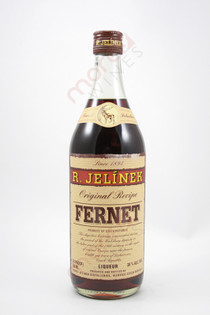 R. Jelinek Fernet Liqueur 750ml