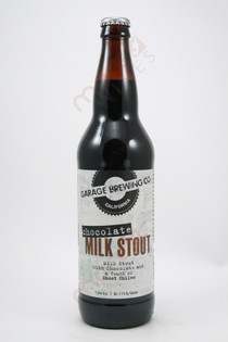 Garage Brewing Chocolate Milk Stout 22fl oz
