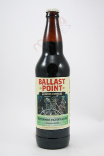 Ballast Point Peppermint Victory At Sea Imperial Porter 22fl oz