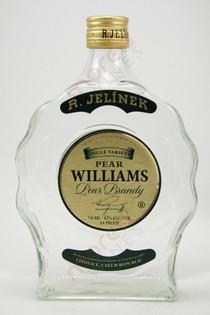 R. Jelinek Pear Williams Pear Brandy 750ml