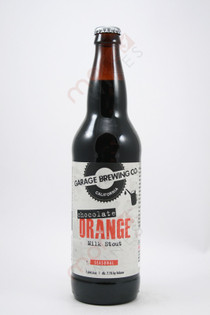 Garage Chocolate Orange Milk Stout 22fl oz