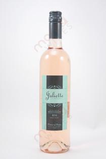Juliette la Sangliere Vin De Pays De Mediterranee Rose wine 2016 750ml