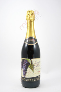 Donelli Grape Juice Red & Sparkling Non-Alcoholic 750ml