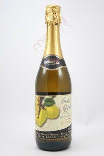 Donelli Gold Apple & Sparkling Grape Juice 750ml