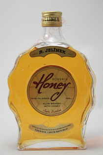 R. Jelinek Bohemia Honey Plum Brandy 750ml