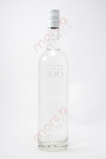 666 Pure Tasmanian Vodka 750ml