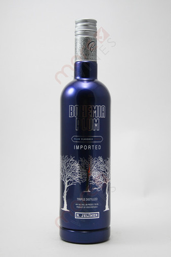 R. Jelinek Bohemia Plum Flavored Vodka 750ml