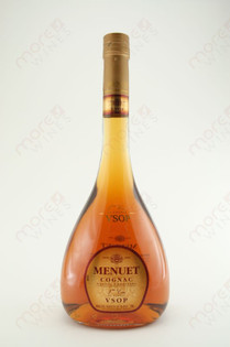 Menuet Grande Champagne Cognac VSOP 750ml
