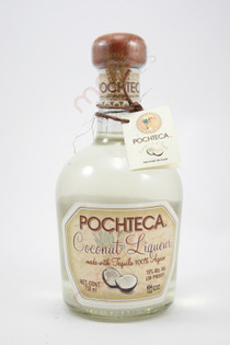 Pochteca Coconut Liqueur 750ml