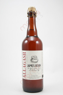 Allagash James Bean Ale 750ml